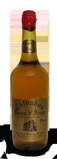 Calvados AOC Pays d'Auge Vieux